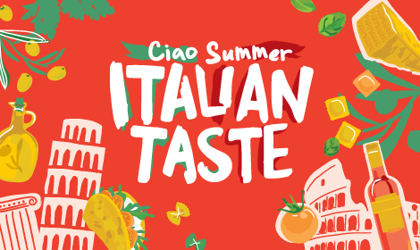 city'super Ciao Summer: Italian Taste