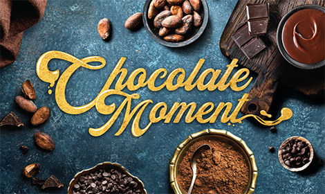Chocolate Moment