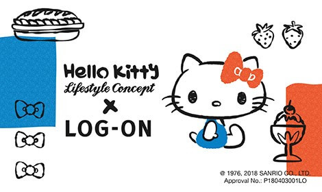 Hello Kitty Lifestyle Concept x LOG-ON Pop-up Store