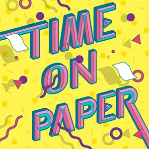 Time On Paper