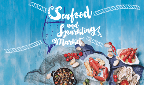 The first city'super Seafood and Sparkling Market