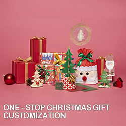 One-Stop Christmas Gift Customization