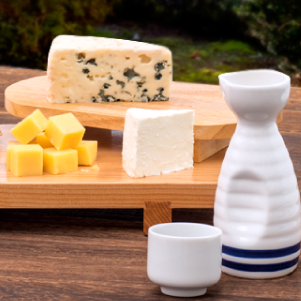 Sake Meets Cheese