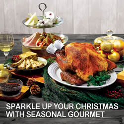 Sparkle up your Christmas with Seasonal Gourmet