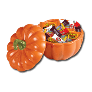 Pumpkin Bowl Snacks 1420g