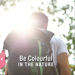 Be Colorful in the Nature