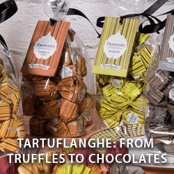 Tartuflanghe:From Truffles to Chocolates