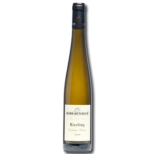 Ribeauvillé Riesling Vendanges Tardives 2009 500ml