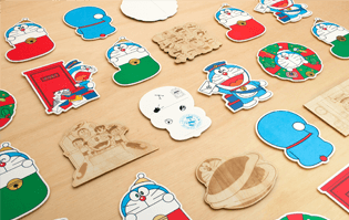 Send your Best Wishes at Doraemon Pop-up Post Office