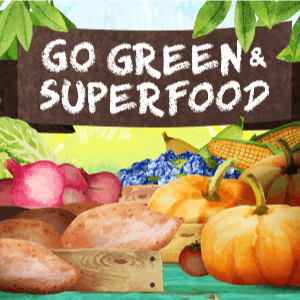 Go Green & Superfood Promotion