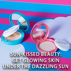 Sun-kissed Beauty: Get Glowing Skin under the Dazzling Sun