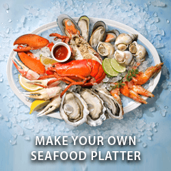 Make Your Own Seafood Platter