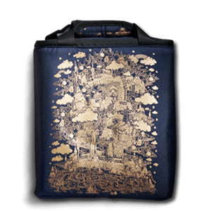 <strong>city</strong>'super x Kristopher 20th Anniversary RPET Cooler Bag - Navy