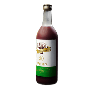 Yokote Oosawa Premium Grape Juice (<strong>city</strong>'super 20th Anniversary) 720mL