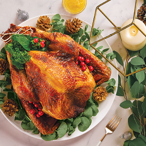 Christmas Delights: Turkey Cooking Workshop