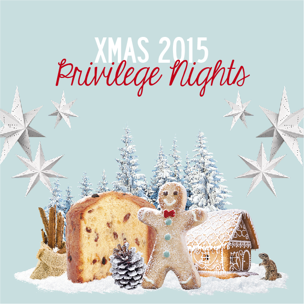 Christmas Privilege Nights 2015