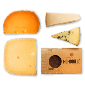 European Vintage Cheese Selection