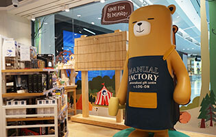 Unveiling the New LOG-ON at Festival Walk