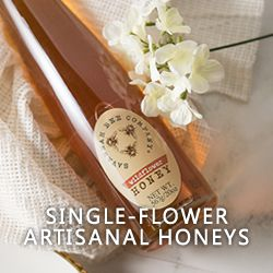 Single-flower Artisanal Honeys