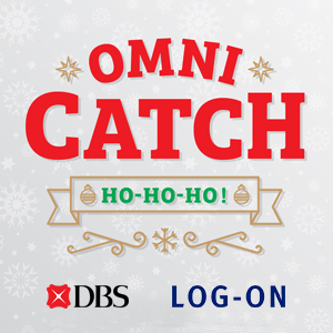 LOG-ON E-Shop x DBS Omni Christmas promotion