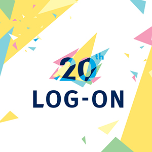 LOG-ON 20th Anniversary