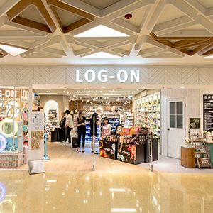 Grand Opening of LOG-ON Cityplaza Store!