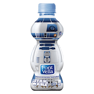 Agua Mineral Water - Star Wars 330ml