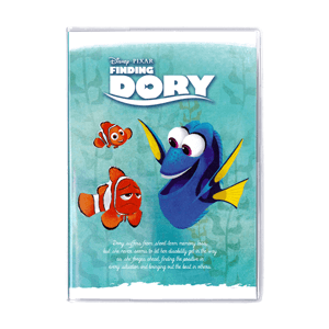 Finding Dory 2017 Weekly Schedule Book