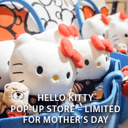 Hello Kitty Pop-up Store – Limited for Mother's Day