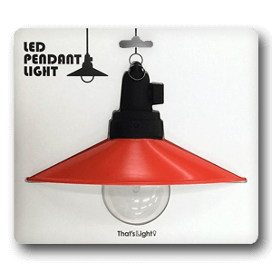 LED Pendant Light - Ketchup