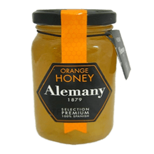 Orange Honey 500g