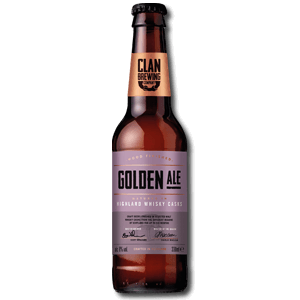 Golden Ale (Alc. 8%) 330mL