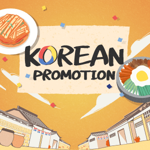 Korean Promotion