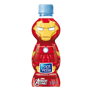 Agua Mineral Water - Avengers 330ml