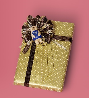 Inspiring Gift Wrapping Idea