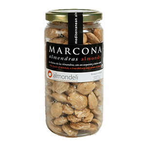 Marcona White Almonds 215g