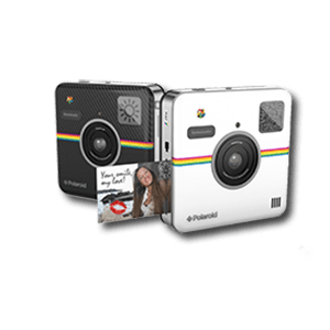 Polaroid Socialmatic Digital Camera