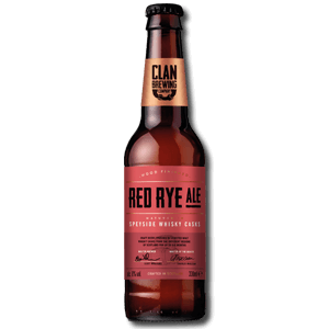 Red Rye Ale (Alc. 8%) 330mL