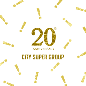 City Super Group Celebrates its 20th Anniversary with Style
