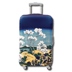LOQI MUSEUM Collection Luggage Cover