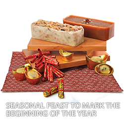 Seasonal Feast to Mark the Beginning of the Year