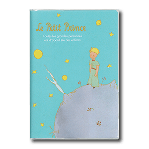 Little Prince A6 Monthly Schedule Book