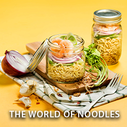 The World of Noodles